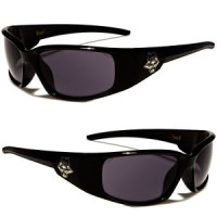 kacamata -Locs OG Original Gangster Shades Men Sunglasses Dark Lens Ba