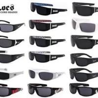 kacamata -LOCS Sunglasses OG Original Gangster Hardcore Shades Cholo B