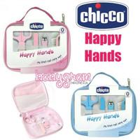 Gunting Kuku Set Chicco Happy Hands / Baby Manicure Set Chicco
