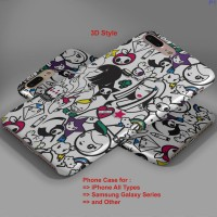 tokidoki notebook sleeve iPhone Case & All Case HP