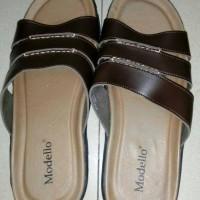 Sandal Modello Article Brown