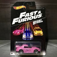 Hot Wheels Honda S2000 Fast & Furious Suki Pink