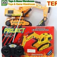 RC Alat Berat Excavator,RC Beko Project Series