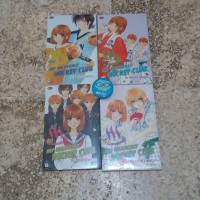 komik My Heavenly Hockey Club cabutan nomor 1,2,5 / manga / ai morin