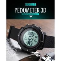 Jam Tangan Pria / SKMEI Sport / 1215 / Casio SKMEI / Pedometer /