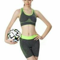 Jual Setelan BH sport dan celana senam Murah