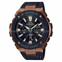 Casio G-Shock GST-W120L-1AJF G-Steel Multiband 6 Tough Solar Original