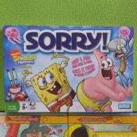 Jual Spongebob Squarepant Boardgame SORRY Murah