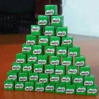 Jual milo energy cube isi 50 pc Murah