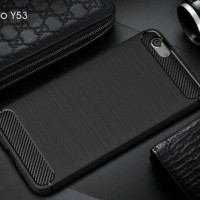 SoftShell Delkin Carbon Fiber VIVO Y53/Case/Ipaky/Soft