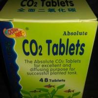aquarium aquascape CO2 Tablets Ocean Free Absolute P14