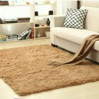 Jual karpet lantai bulu import china ukuran 100 x 160 Murah