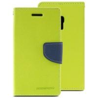 Flip Case Cover Sony XPERIA ZR Fancy Diary Mercury Goospery