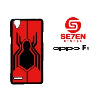 Casing HP Oppo F1 (A35) spiderman civil war Custom Hardcase Cover