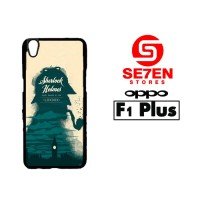 Casing HP Oppo F1 Plus (R9) Sherlock Holmes Custom Hardcase Cover
