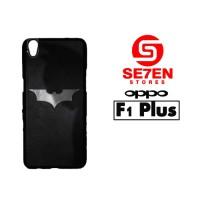 Casing HP Oppo F1 Plus (R9) shadow logo batman dark knight Custom Hard