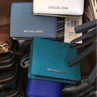 Michael Kors Jet Set Small Wallet