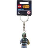 Lego Keychain Star Wars Boba Fett 850998 Gantungan Kunci Murah Ori