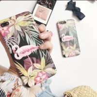 Iphone Case Moonjelly Rasta Flamingo Case Iphone 6/6plus/7/7plus