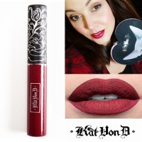 KAT VON D EVERLASTING LIQUID LIPSTICK IN XO TRAVEL SIZE