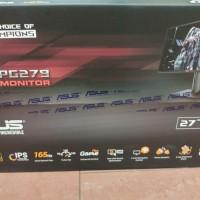 Asus ROG Swift Gaming Monitor PG279Q G-SYNC WQHD