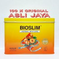 Bioslim Herbal Mixture - Tea Pelangsing & Melancarkan Buang Ai Murah