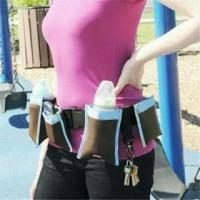 WAIST-DIAPER-BAG Tas untuk membawa keperluan bayi Anda