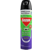 Baygon Aerosol Lavender 600 mL