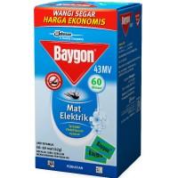 harga Baygon Mat Regular 60 Pcs Tokopedia.com