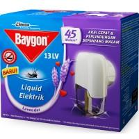 harga Baygon Liquid Electric Base 45n Set + Reffil 33ml Tokopedia.com