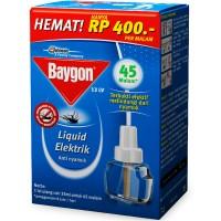 harga Baygon Liquid Reffil Electric Regular 45n 33ml Tokopedia.com