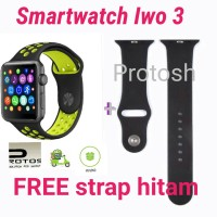 IWO 3 Smart Watch IWO 2 Upgrade Smartwatch waterproof IP32 Sport Nik