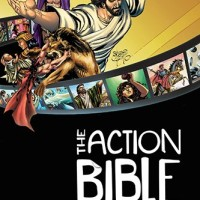 The Action Bible Study Bible ESV (Hardcover) - David Cook
