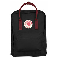Jual Tas Ransel Kanken Classic ORIGINAL Black - Ox Red Backpack Murah