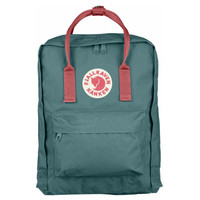 Jual Tas Ransel Kanken Classic ORIGINAL Frost Green - Peach Pink Backpack Murah
