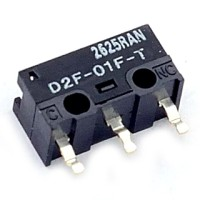 Micro Switch Omron D2F-01F-T asli Made in JAPAN