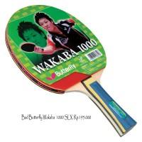 Bat Tenis Meja Ping Pong Butterfly Wakaba 1000 Original