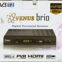 Jual Set Top Box DVB - T2 VENUS BRIO TV digital Murah