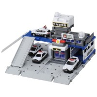 Tomica Town Build City : Police Station