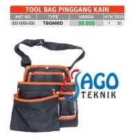 Tool Bag / Tas Pinggang Serbaguna Merk ALDO Promo