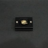 Base Plate Tripod Beike kompatible untuk tipe Q666, Q77 Murah