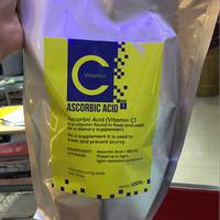 Jual Asam Askorbat/ Antioksidan/ Vitamin C/ L-Ascorbic acid