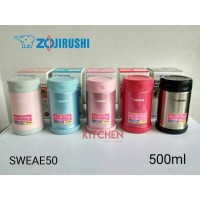 ZOJIRUSHI STAINLESS LUNCH JAR 500ml SW-EAE50