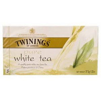 teh twinings pure white tea (T)
