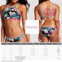 Jual Bikini Set Floral big size Murah