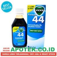 Vicks Formula 44 Dewasa 100 ml - Sirup Obat Batuk