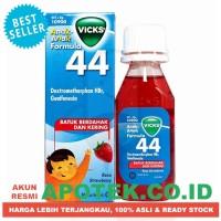 Vicks Formula 44 Child 54 ml - Sirup Obat Batuk Anak Strawberry