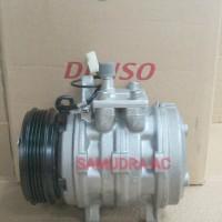 Compresor Kompresor AC Mobil Suzuki Jimny Katana Merk : DENSO (Baru)
