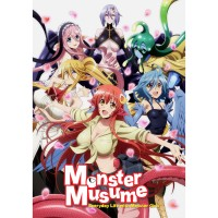 Film Anime Monster Musume no Iru Nichijou