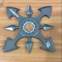 Jual Hand Fidget Spinner Naruto Batman Kunai Shuriken Spiner Ninja Murah